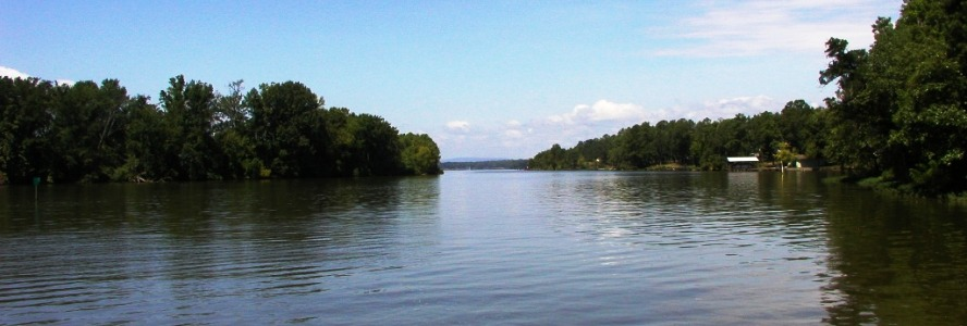 Weiss Lake Waterfront